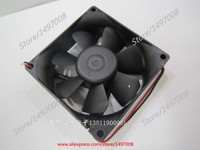 Free Shipping Emacro BI-Sonic BP802524HL-03 DC 24V 0.25A 2-wire 80mm 80x80x25mm  Server Square cooling fan