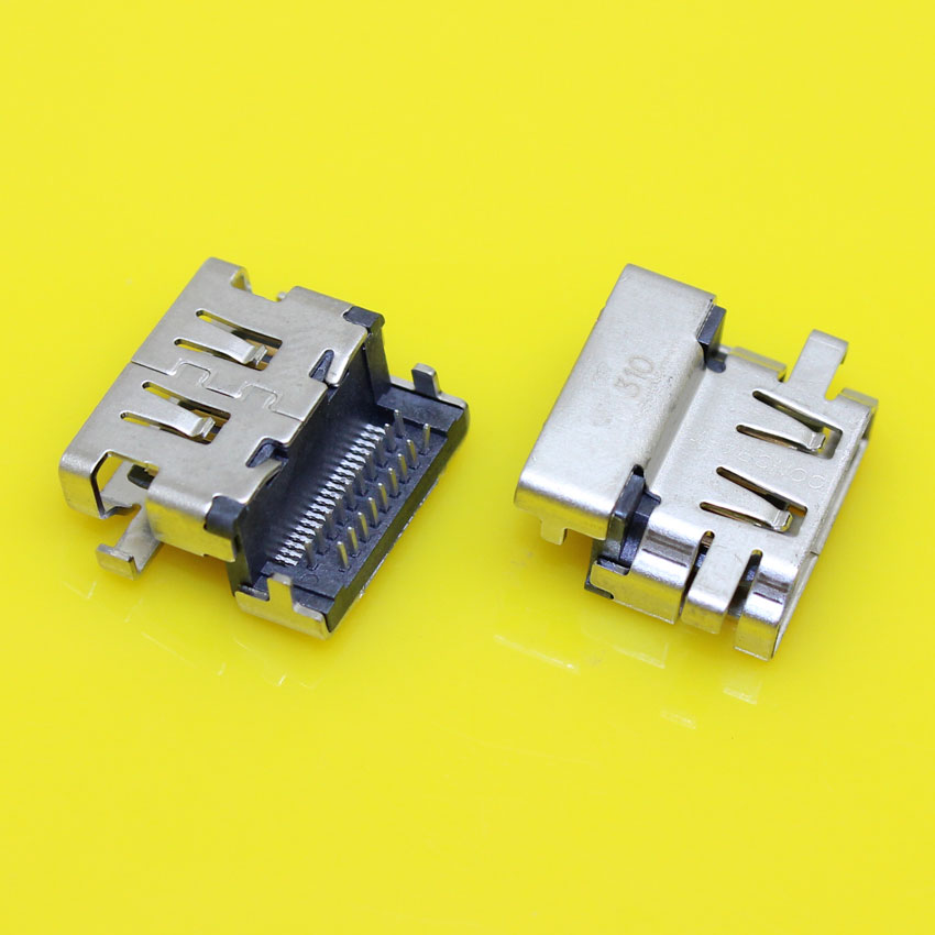 HD-036 19pin HDMI Jack HD USB Port For acer sumsung hp lenovo etc Jack VGA