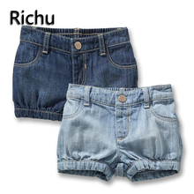Verão livre crianças bloomers calções shorts jeans bermuda meninas ativo shorts para crianças menina shorts jeans harém boardshorts3 4 5 6yrs