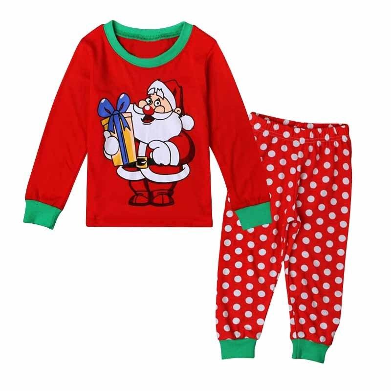 Popular Kids Santa Pajamas-Buy Cheap Kids Santa Pajamas lots from ...