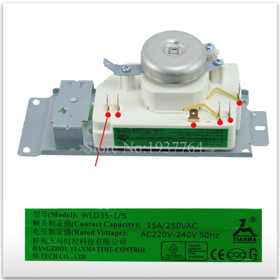 1 шт. микроволновая печь интимные аксессуары таймер микроволновой печи WLD35-1/S WLD35-2/S 4 plug
