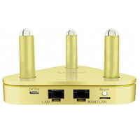 High Power 2 4GHz 300Mbps 5Ghz 450Mbps VAR5G Dual Band Wireless Router 500Meters Wifi Signal Coverage