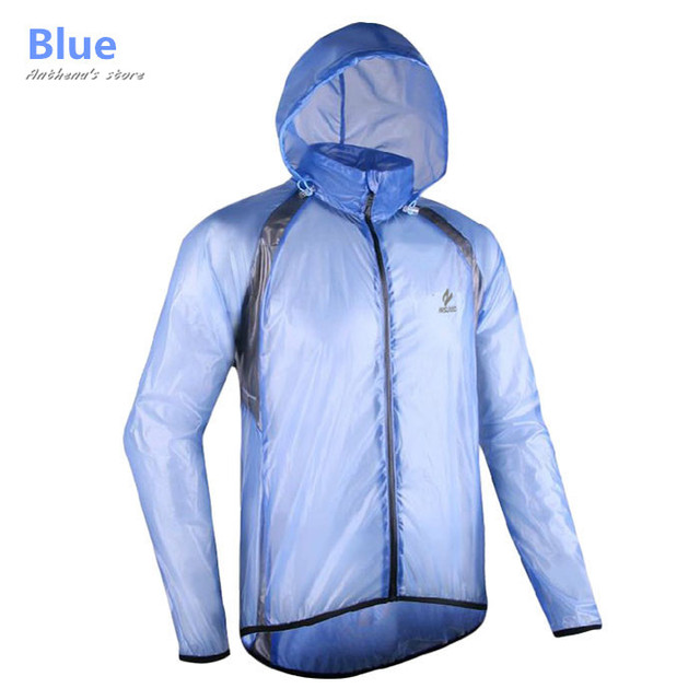 Jogging waterproof jacket