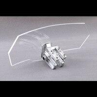 Universal Motor Windshield Windscreen Wind Shield Deflector For Forza Xmax 125 250 300 400 Tmax 530 Nmax NVX Aerox 155 AK550
