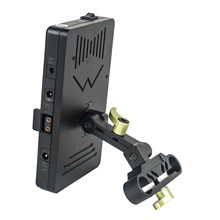 CAME TV V マウントバッテリープレートは接続ケーブル 5V 7.2V 12V