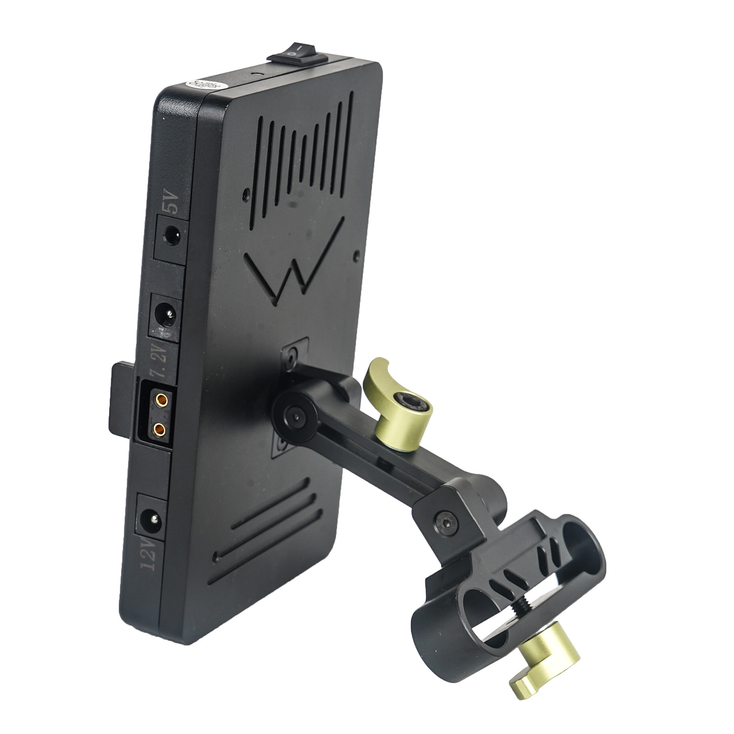 CAME TV V mount Battery Plate Include Connection Cable 5V 7.2V 12V-in Photo Studio Accessories from Consumer Electronics