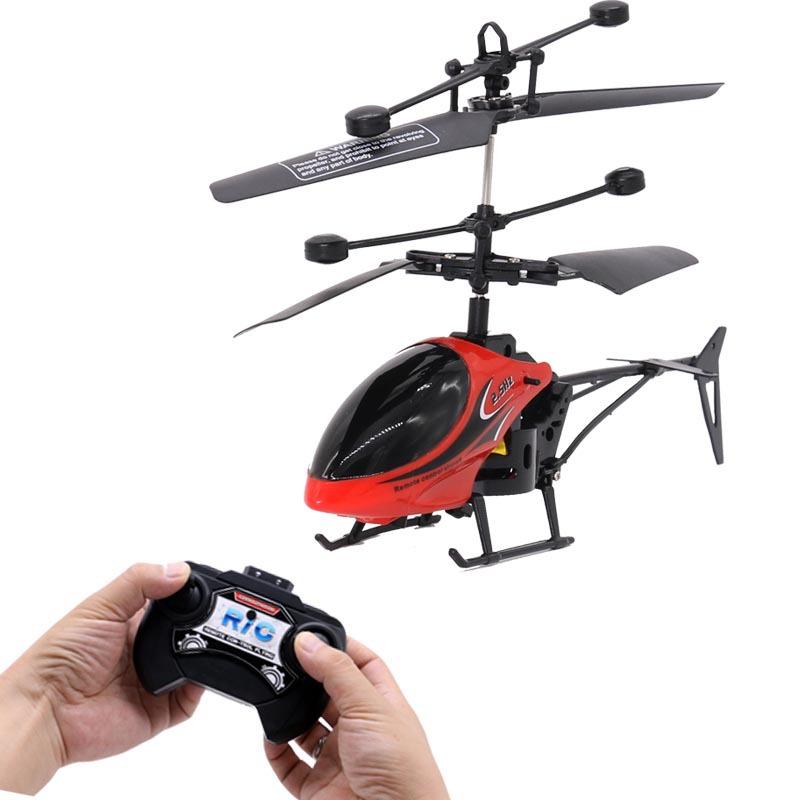 enfants bris hélicoptère électrique 4