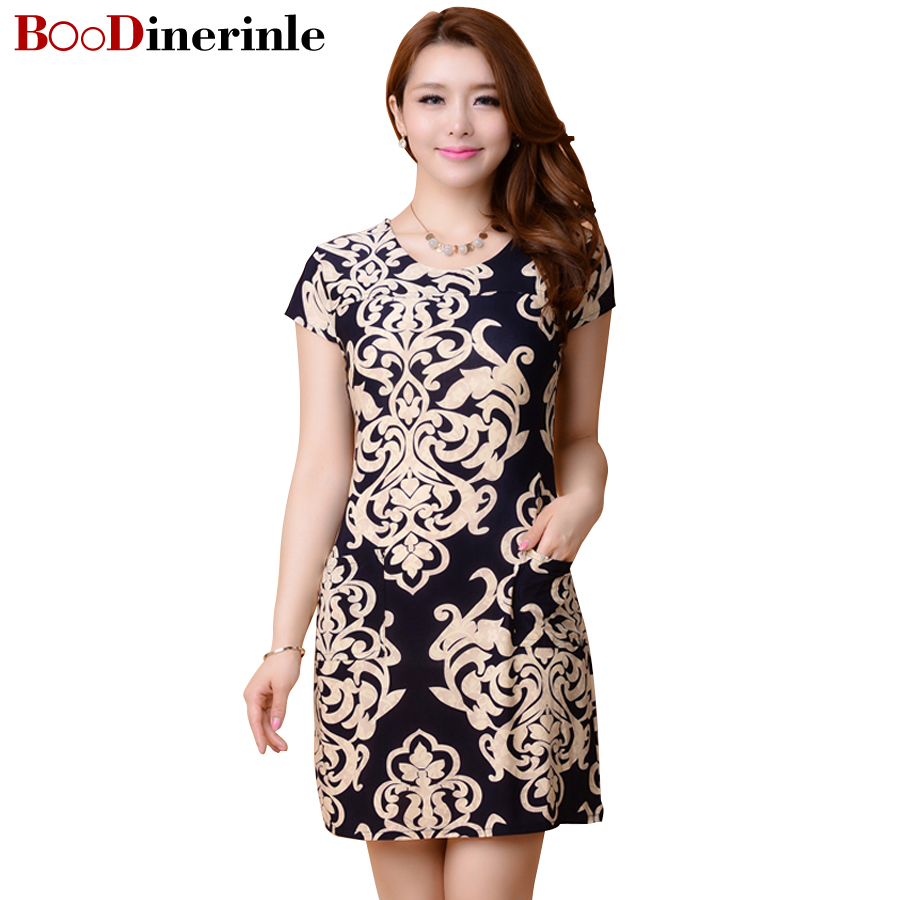 Clearance Plus Size Summer Dresses   Saddha