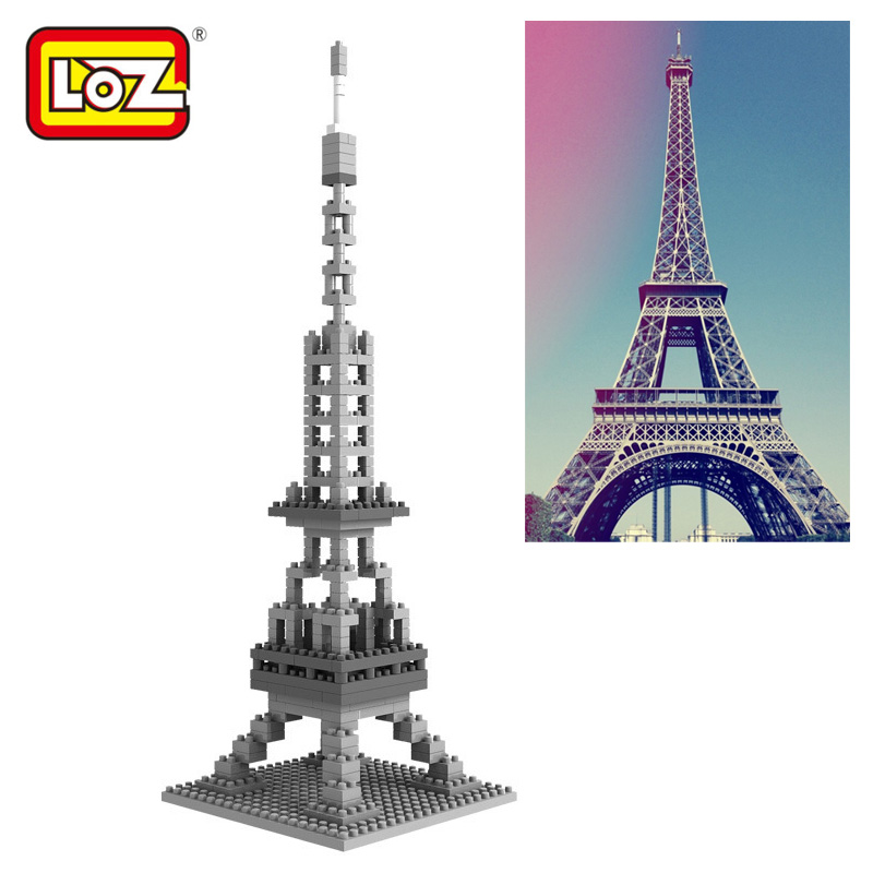 Aliexpress.com : Buy Loz Diamond Blocks World Famous