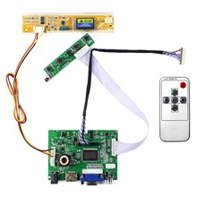 HD MI 2AV LCD Trabalho Placa VGA para LVDS Interface de 12.1 polegada 1024x768 LTN121XJ L02 LTN121XJ L07 HT121X01 101 N121X5 L06 N121IA L02