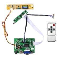 HDMI VGA 2AV LCD Board Work for LVDS Interface 12.1 inch 1024x768 LTN121XJ L02 LTN121XJ L07 HT121X01 101 N121X5 L06 N121IA L02