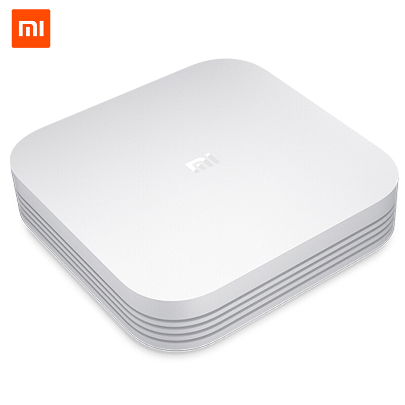 Original Xiaomi Mi TV Box Mi Box 3 Enhanced Pro Smart 4K HD MiTV MiBox 2G