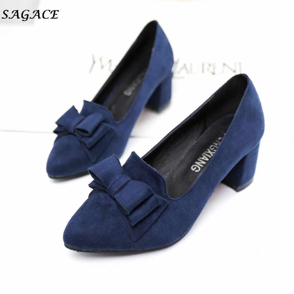 590cf7741b4 SAGACE Women Sandals High Heels 5.5cm Summer Lady Shoes Gladiator Sandals  Heels Women Pumps Chunky