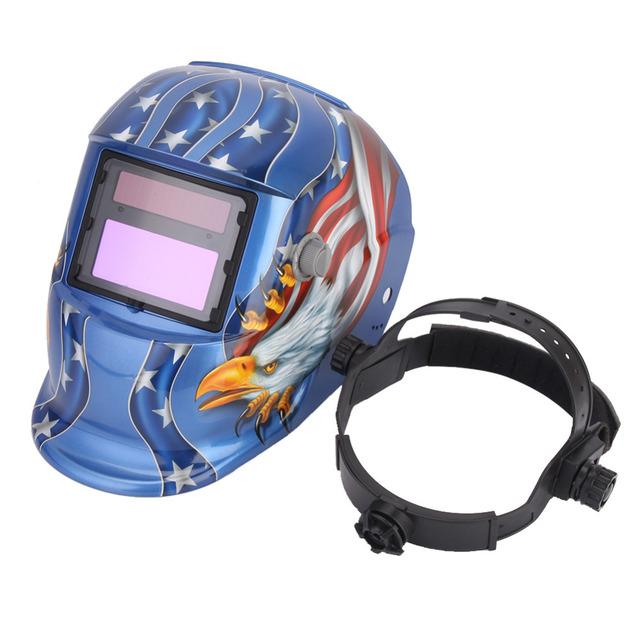 Automatic Darkening Helm Welder Mask TIG MIG MMA For Welding Machine OR CutterElectric Welding Mask/Helmet/Welding Solar