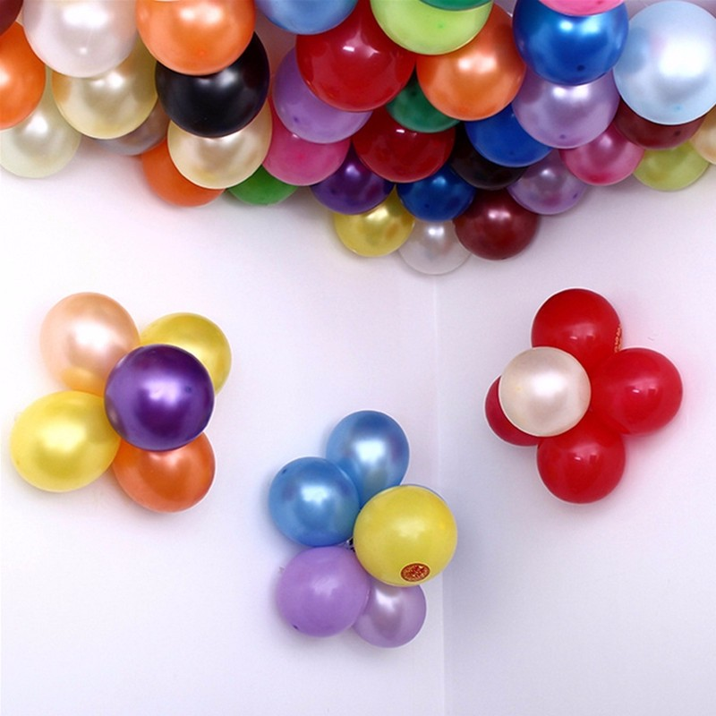 18 Colors 10 Inch Latex Balloon Assorted Color Birthday Party Balloons Inflatable Air Balls Children 39 s Birthday Party Balloons in Ballons amp Accessories from Home amp Garden