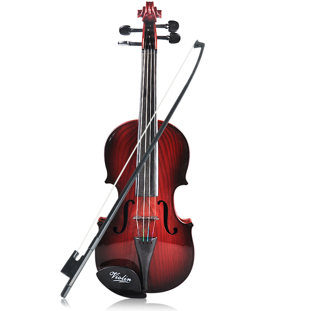 Mini Adjustable Violin for Kids