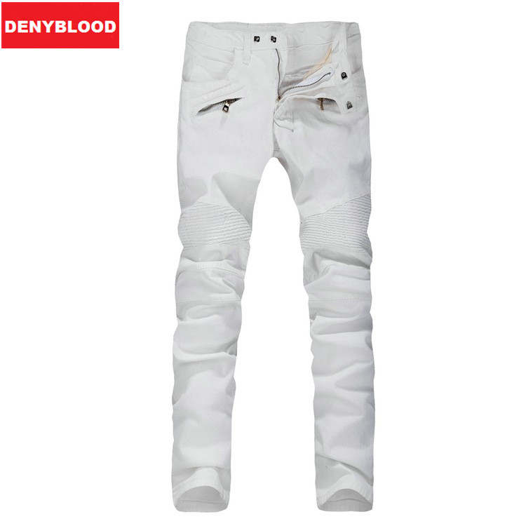 Popular White Cargo Pants Men-Buy Cheap White Cargo Pants Men lots ...
