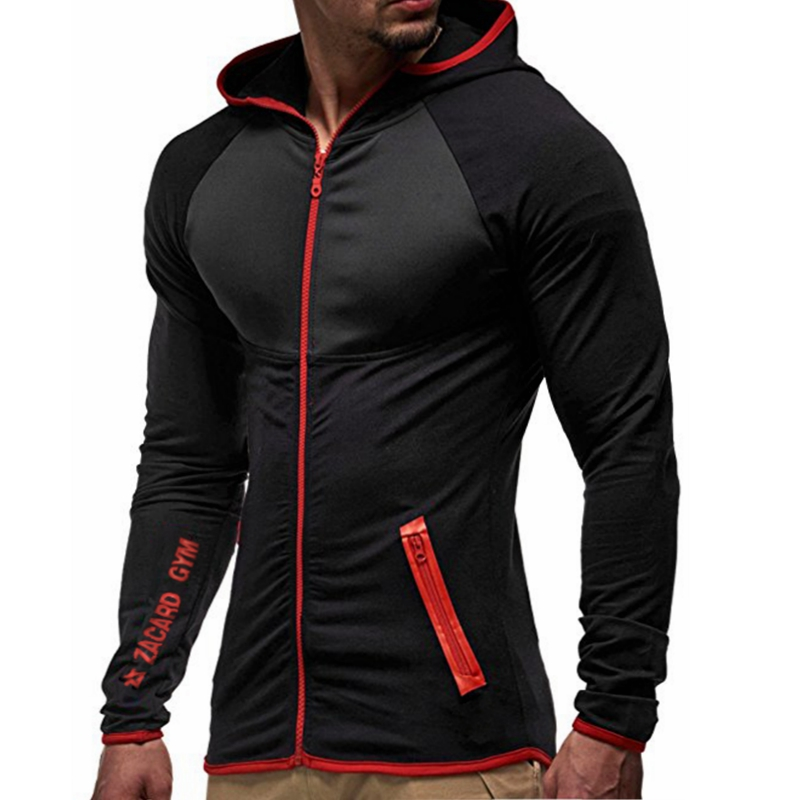 Brand 2017 Hoodie New Fashion Zipper Cardigan Hoodies Men Tracksuit Male Sweatshirt Off White Hoody Mens