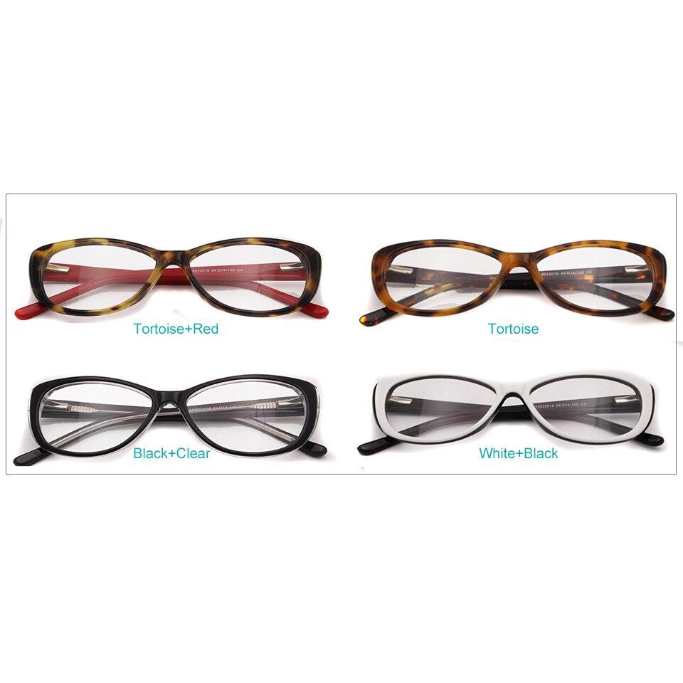 ESNBIE seksi dame Cateye optičke naočale mačka oči moderne - Pribor za odjeću - Foto 5