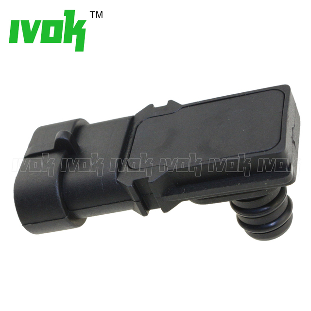 Map Sensor X Trail: Brand New Boost Pressure Sensor MAP Sensor For Renault