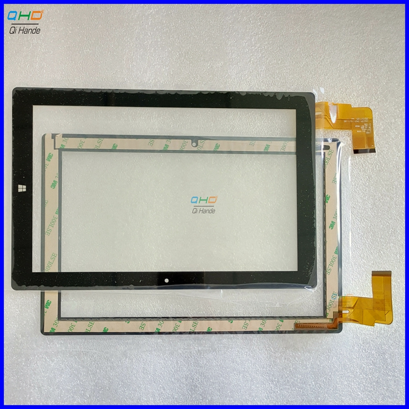 Nuovo originale di 10.1 pollici dello schermo di tocco di HSCTP-747-10.1-V0 Digitalizzatore Parti di Ricambio Per Chuwi Hi10 CW1515 Tablet HSCTP-747