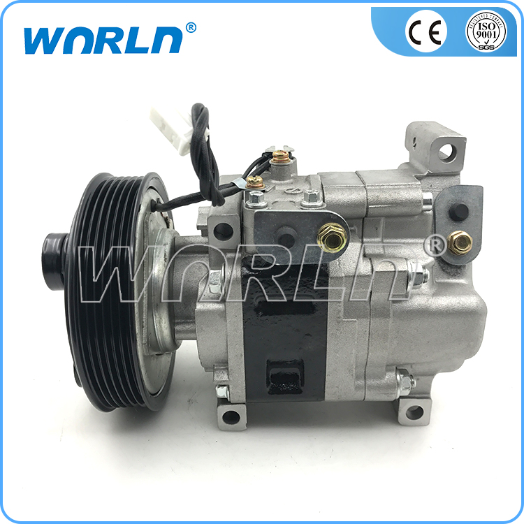 Auto Replacement Parts Blower Motors Kind-Hearted High Quality New Ac Compressor For Car Mazda 3 1.6l 2003-2009 H12a1ag4dy Bp4k61k00