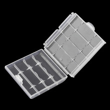 Brandnew Hard Plastic Case Cover Holder for AA AAA Battery Storage Box hot selling