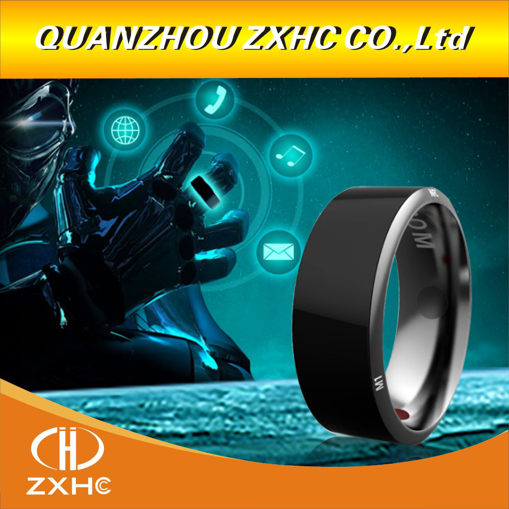 Original Jakcom R3 Smart Ring Wear New Technology Magic Finger NFC M1 ID Ring For Android Windows Waterproof For Men Or Wemen