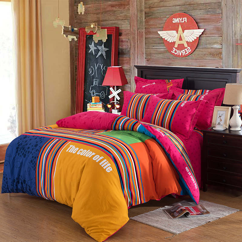 line Buy Wholesale colorful bed quilts from China