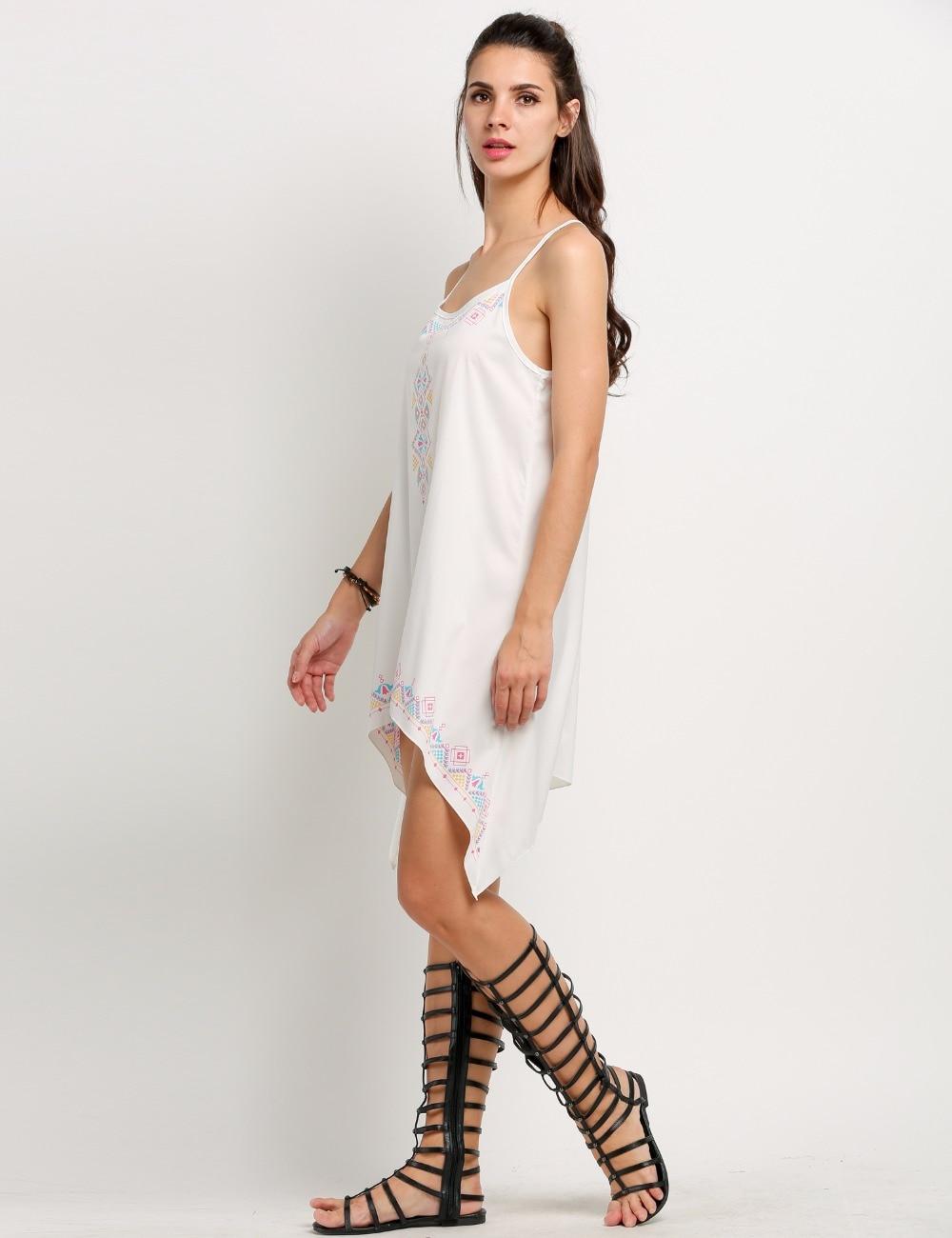 fanala robe spaghettis d'été des femmes des robes de soirée spaghettis robe sangle 9d56eb