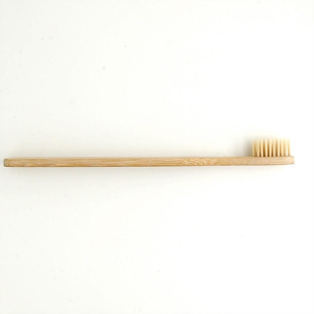 2 gab. / Partija Crown Wide Handle Videi draudzīga zobu suka Jaunums - Mutes higiēna - Foto 3