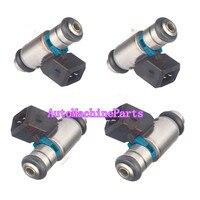 4pcs/lot Fuel Injector IWP 006 Fits CITROEN SAXO PEUGEOT 106 GTI VTS 4 holes
