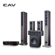 CAV AV930 Home Theater 5.1 System Bluetooth EDR IMAX Music Center Optical Coaxial RCA Wooden Home Use Cinema DSP Home Theater