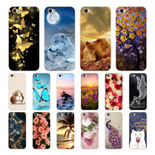 Geruide For ZTE Blade A6 Lite Case Cover, Fashionable Soft TPU Silicone Back Cover Cases for A0622 Cell Phone