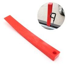 Carro Universal Repair Kit Ferramentas PDR Dent Kit Gancho Push Rod com Cunha-para Reparação de Granizo Mossas Porta do Windows remoção do Dente