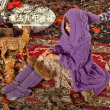 Cardigans 2016 Handmade Sweater Winter Magic Cloth Dolls And Original Korean Version Of Loose Forest Of