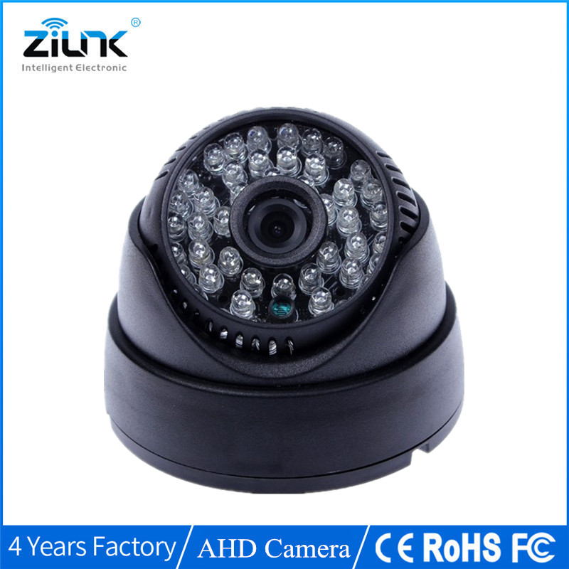 ZILNK 960P Dome AHD Camera CCTV 1/3'' HD Analog Camera Night Vision IR 20M Indoor Security Camera analog hd 1080p tvi camera dome 720p ir 20m night vision video security surveillence indoor 3 6mm lens cctv hdtvi camera