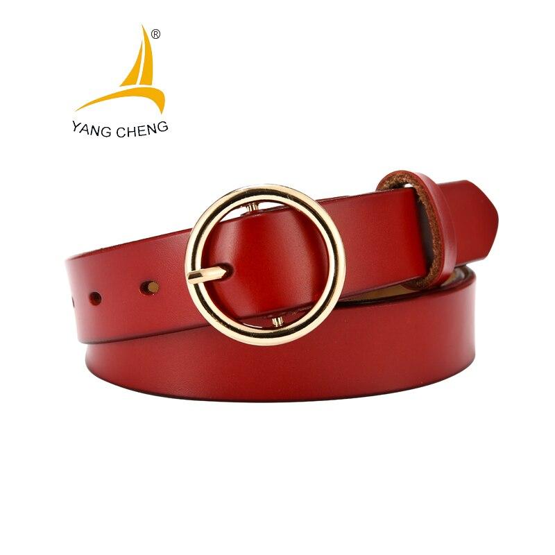 [CNYANGCHENG]New women waist belt Simple fashion Belt ...