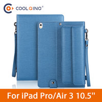 Tablet Bag For iPad Pro 10.5 2017 Fashion iPad Air 3 10.5 2019 Case Smart Protective Covers With Phone Bag For iPad Pro/Air 10.5