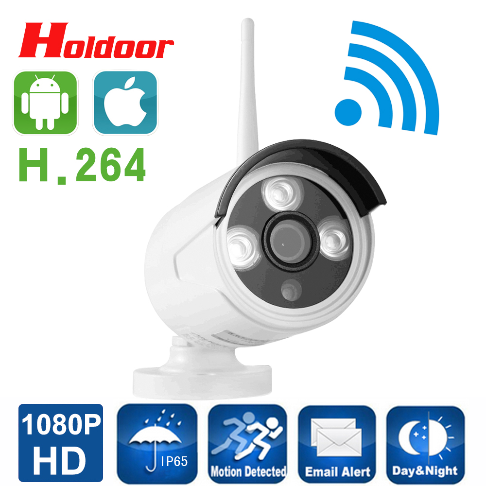 1080P CCTV Ip Camera Wireless 2.0MP Full HD Outdoor waterproof Wifi Mini Cameras Network Cam IR Cut Infrared Bullet Onvif P2P wifi ip camera 1080p full hd cctv security waterproof wireless p2p weatherproof outdoor infrared mini onvif ir night vision cam