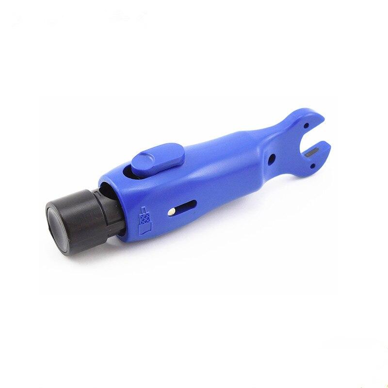 Werkzeuge 2 Teile/los Rg59 Rg6 Koaxialkabel Stripper Hex Spanner Abisolierwerkzeug Zangen