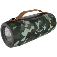 ZEALOT S29 Portable Bluetooth Speaker Boom Bass Subwoofer FM Radio Wireless Outdoor Speaker+Power Bank+Flashlight TF card Player