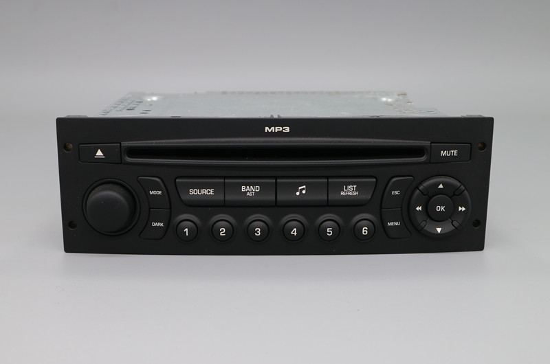 Для Peugeot Citroen RD4 player radio Vehicle RD4 Player для Peugeot 206 207 307 для Citroen C2 C3 C4 Picasso