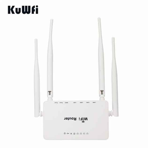 300Mbps High Power Wireless Router openWRT Preloaded Strong wifi Signal Wireless Router Home Networking with 4*5 dbi Antenna
