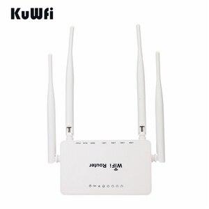 Image 1 - 300Mbps Wireless Ad Alta Potenza Router openWRT Precaricato Forte Segnale wifi Wireless Router di Casa di Rete con 4*5 dbi antenna