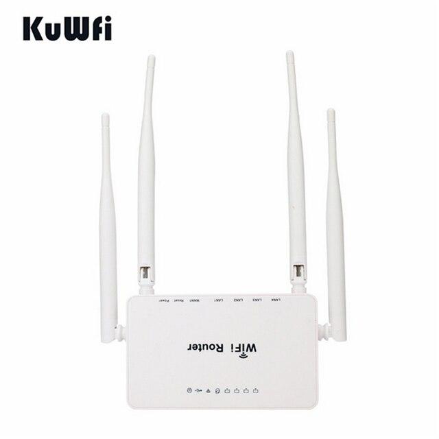OpenWRT мощный беспроводной маршрутизатор, 300 Мбит/с, Предварительно заряженный мощный Wi Fi сигнал, беспроводной маршрутизатор, Домашняя сеть с антенной 4*5 дБи