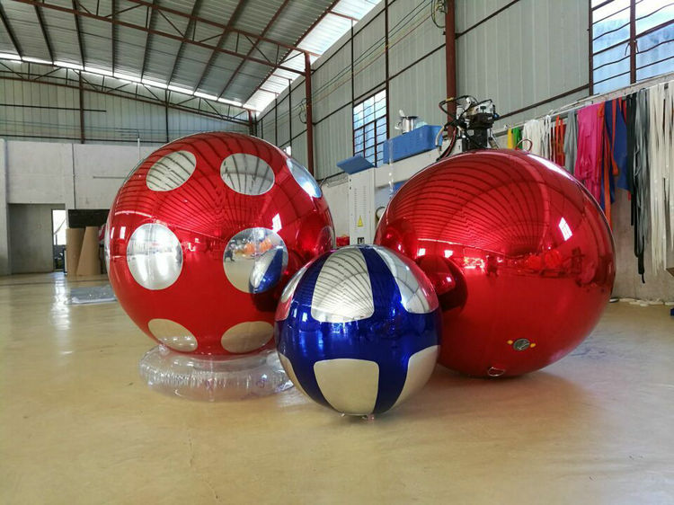 3m Diameter Pvc Inflatable Mirror Ball /Decorative Ball Used For Storefront Or Square Advertising Campaign Or Decoration3m Diameter Pvc Inflatable Mirror Ball /Decorative Ball Used For Storefront Or Square Advertising Campaign Or Decoration
