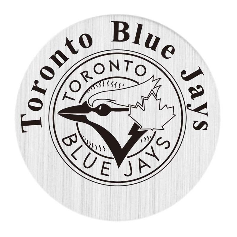 Toronto Blue Jays 22mm Stainless Steel Locket Window Plate Floating Charms Fit 30mm Glass Living Lockets 20pcs/lot