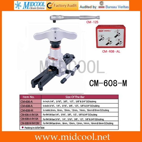 Flaring Tools CM-608-MFlaring Tools CM-608-M
