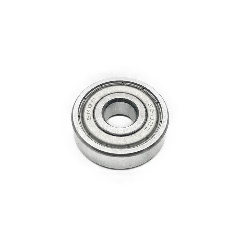 50 pcs 10x30x9mm  6200zz  10*30*9  Metal Shielded Ball Bearing Bearings